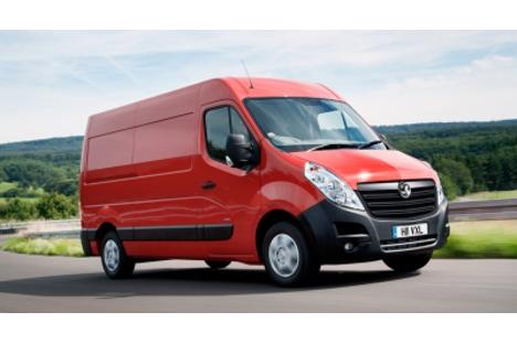 52067c5ecbf886 Vauxhall hopes new Movano will shake up van market