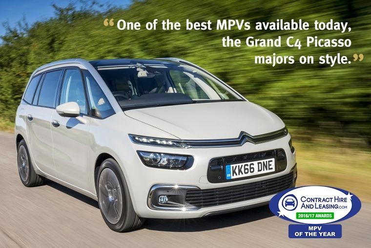 Best MPV - Citroen Grand C4 Picasso