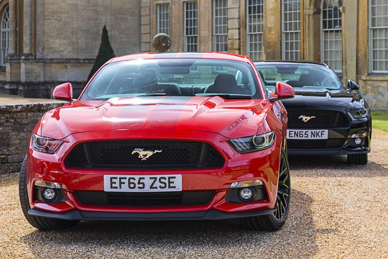 The latest Mustang has been a roaring success for Ford, in the US and in Europe.