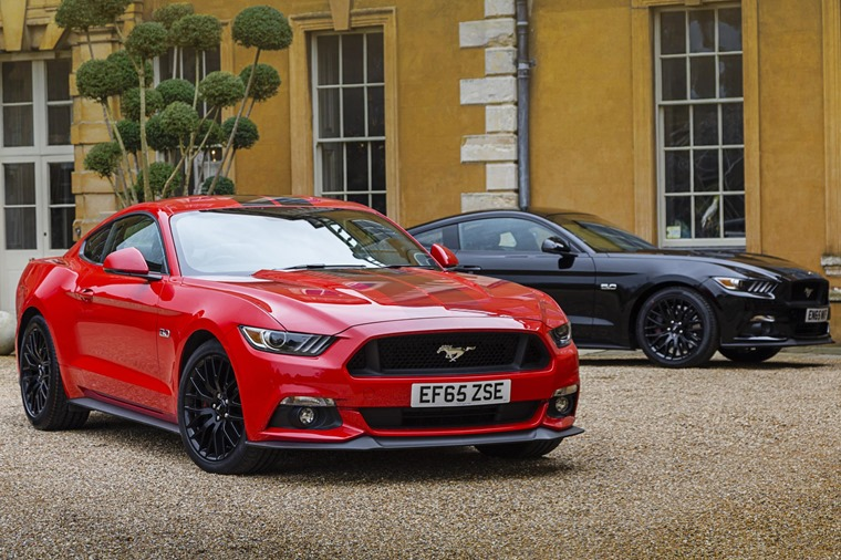 The Ford Mustang will be available as a hybrid by 2020.