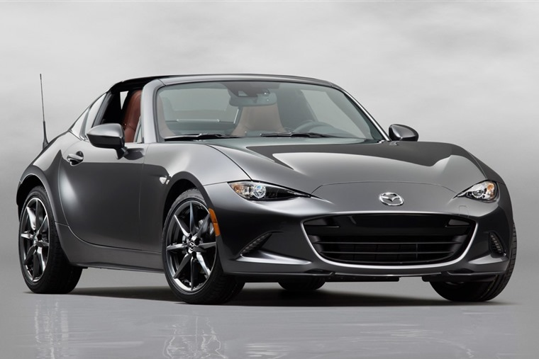 First drive review: Mazda MX5 RF