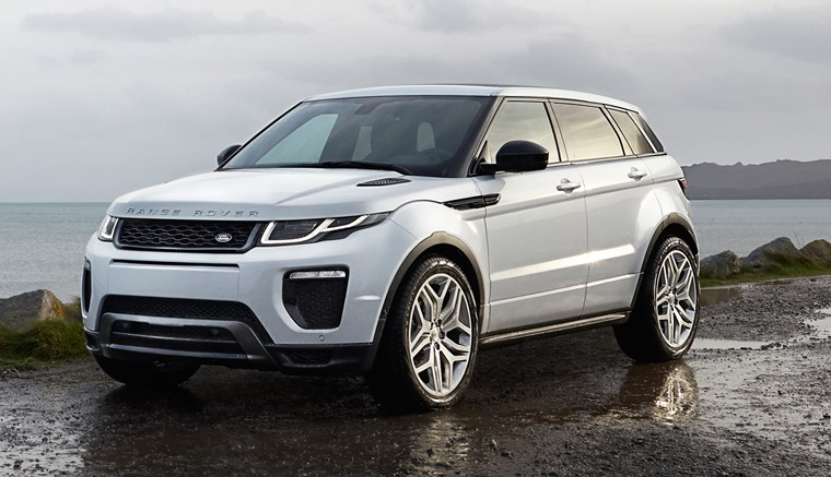 Taking 60,000 miles off a Range Rover Evoque can increase their value by £4k