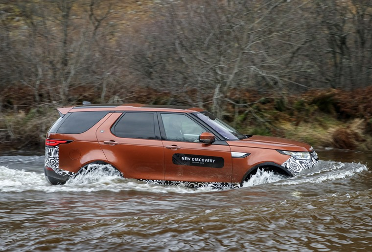 So, what has our off-road drive of the Discovery 5 told us?
