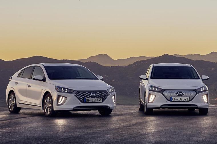New Hyundai IONIQ Range 1