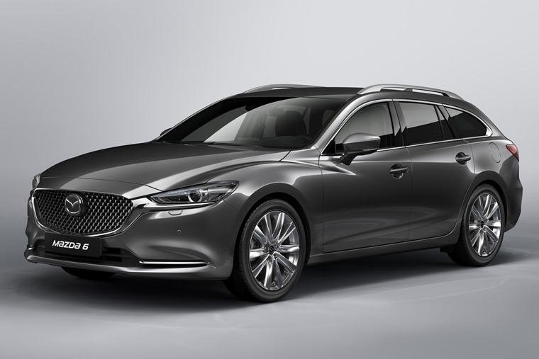 New Mazda6  2018 Geneva Motor Show