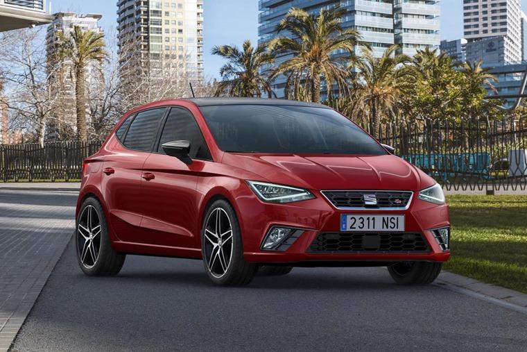 Seat has unveiled its new Ibiza ahead of the Geneva Show.