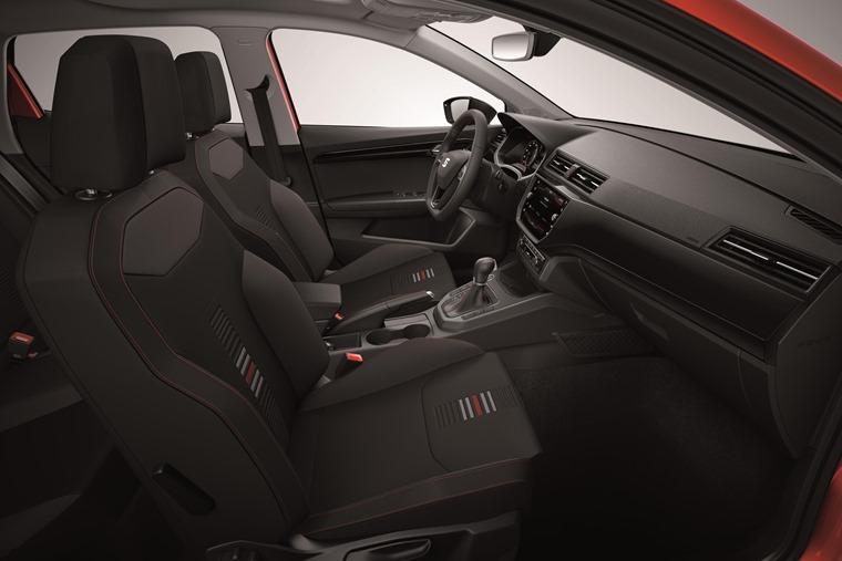 Seat Ibiza 2017 Interior
