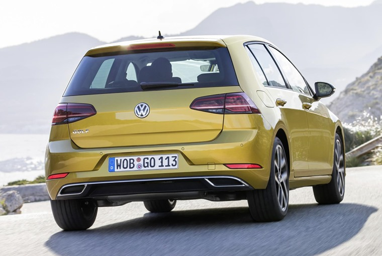 New Volkswagen Golf 2017