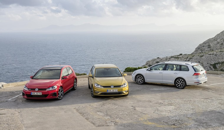 New Volkswagen Golf 2017 range
