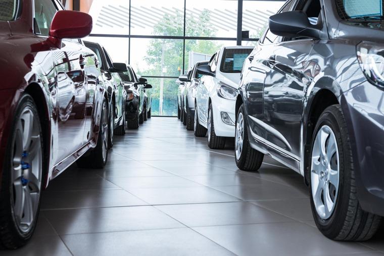 New car registrations October 2018