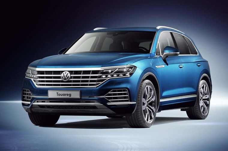 All-new third-gen VW Touareg – but would you choose one over a Q7?