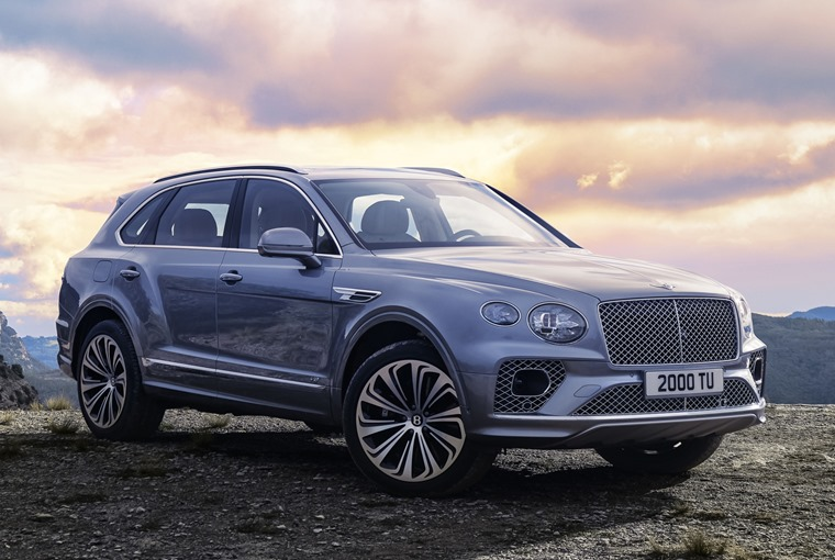 Bentley Bentayga The Definitive Luxury Suv To Offer Fresh Styling And Revised Interior Leasing Com