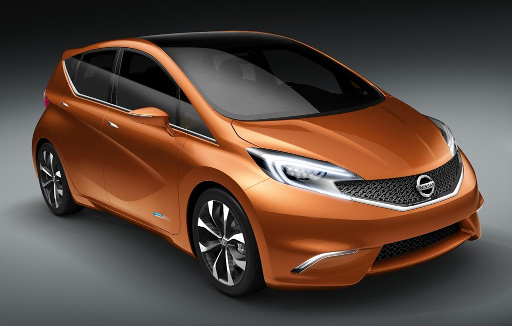 Nissan S New Hatchback Gets Invite To Geneva