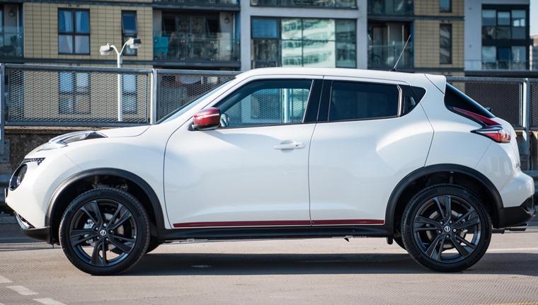Nissan Juke crossver