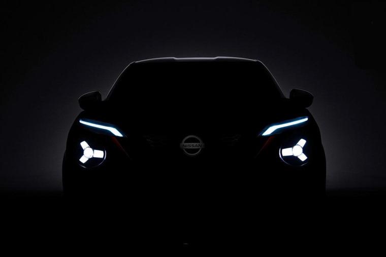 Nissan Juke second teaser pic