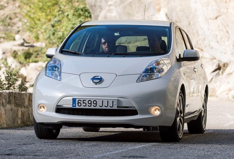 Nissan Leaf MY2016 EU launch (1)