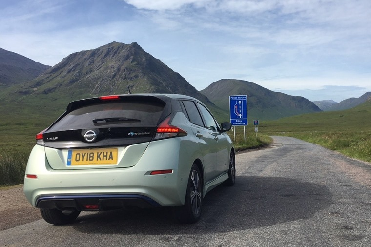 How far can you really go in an EV?