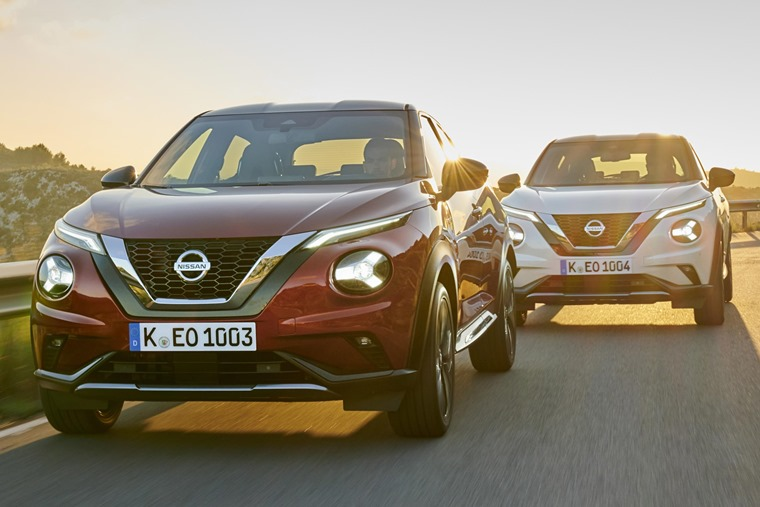 Oct. 7 - 2pm CET - New Nissan JUKE Dynamic 22
