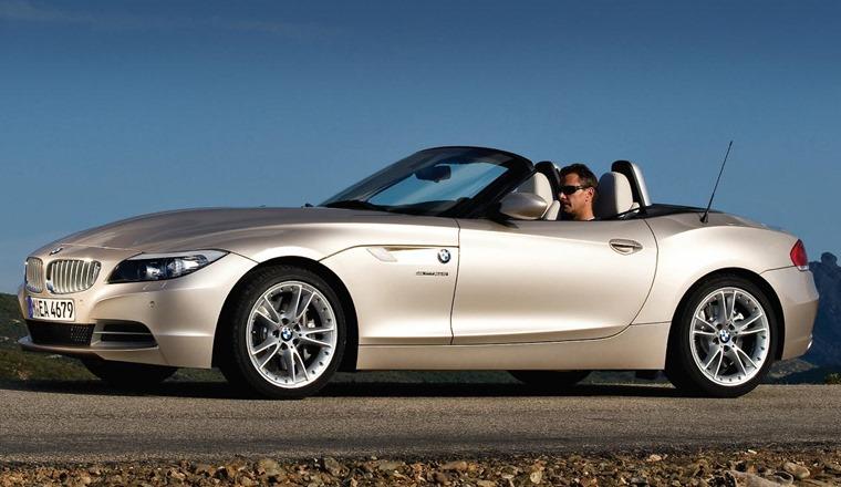Old-gen BMW Z4