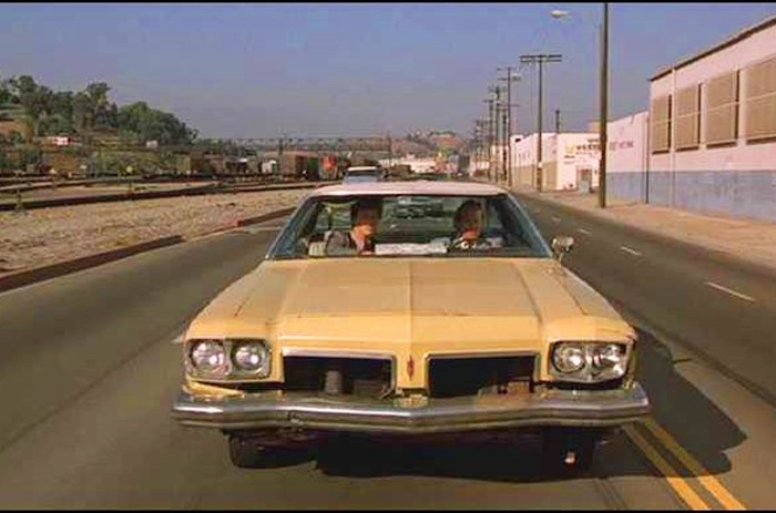 The infamous Oldsmobile has been used in over 10 of Raimi's films.