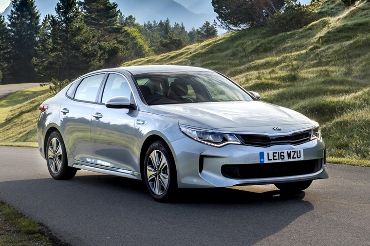 Kia Optima Plug In Hybrid Is Aimed At Rivalling The Mondeo And Other Phev