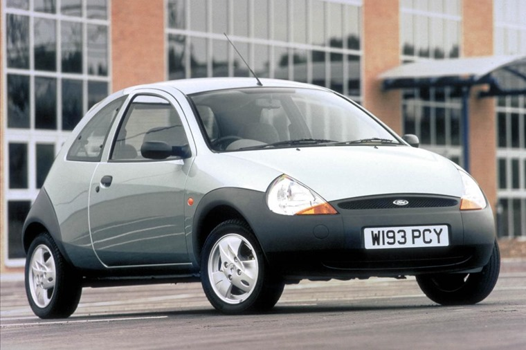 Maybe an innovative small car – like the original Ka – should be considered.