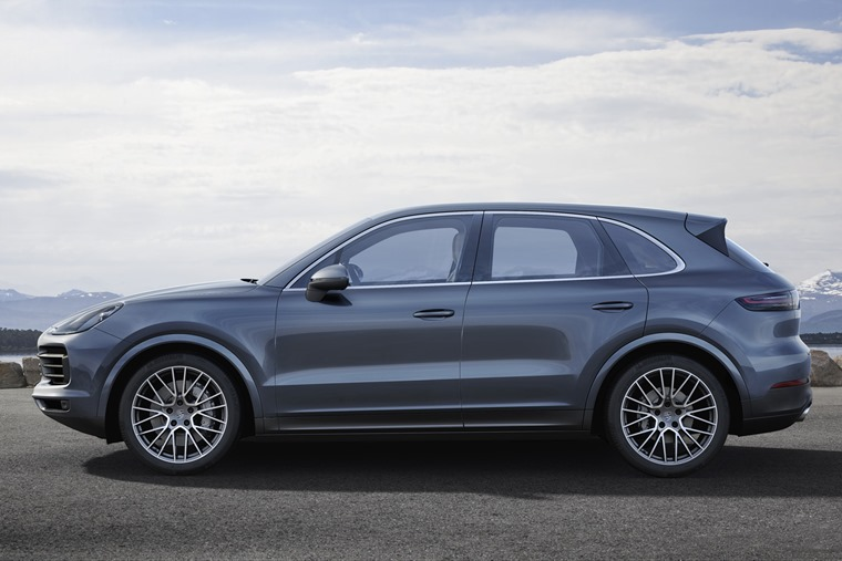 Its side-profile looks largely the same as it always has done, but the Cayenne has been honed and developed since it originally launched in 2003.