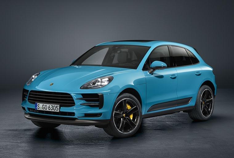 All new Porsche Macan