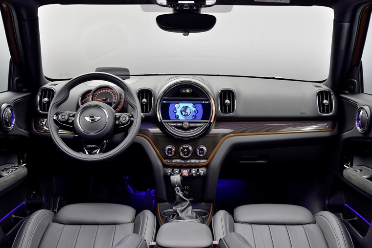 Mini Countryman 2017 Cabin