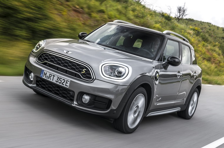 Mini Countryman PHVE