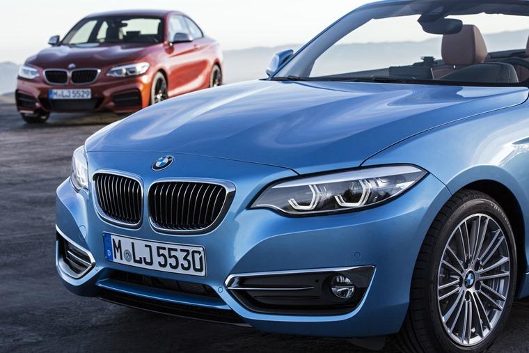 2017 BMW 2 Series update