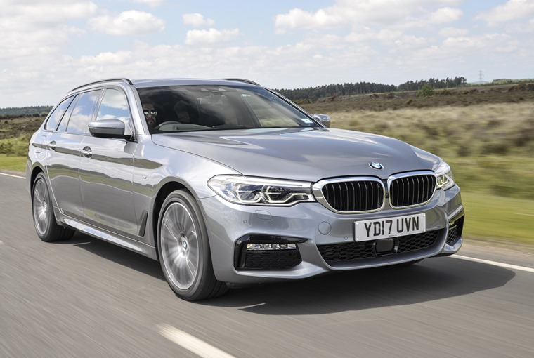 BMW 5 Series Touring lead