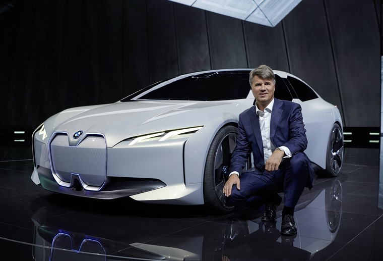 """At the BMW Group, the future of electric mobility has already arrived,"" says Harald Krüger, Chairman of the Board of Management at BMW AG"