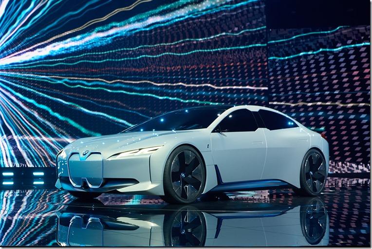 BMW i Vision Dynamics IAA2017