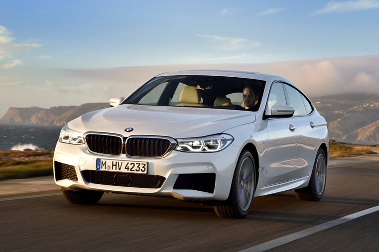 Bmw 6 Series Gran Turismo To Offer New Engine Variant Leasingcom