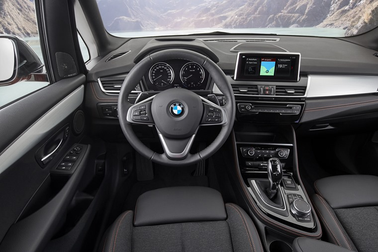 Interior goes largely unchanged, although a fresh instrument panel and a broader range of upholstery options feature.