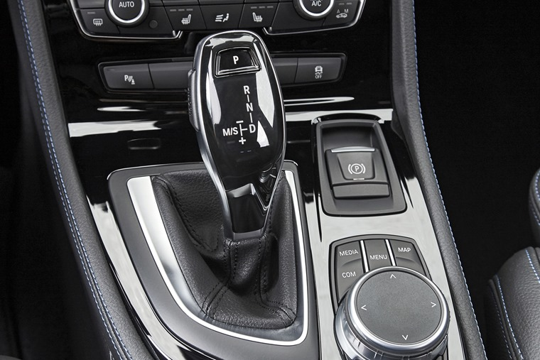 A seven-speed automatic dual-clutch Steptronic automatic is available for the first time.