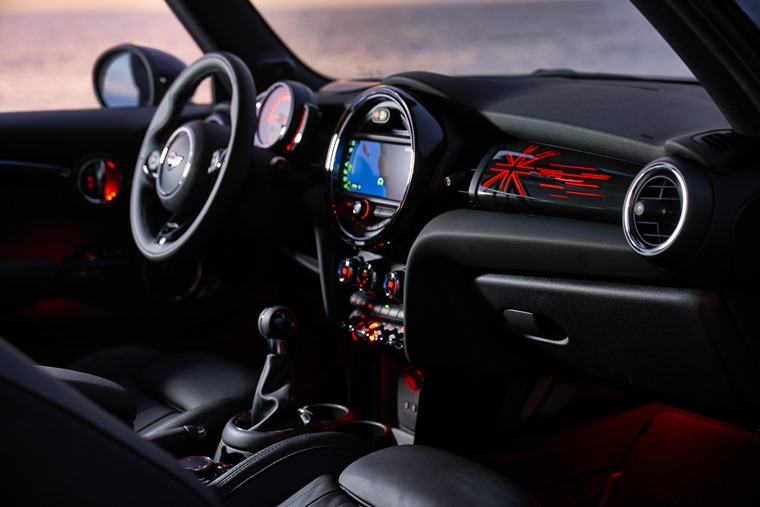 Interior updates include infotainment changes, a new steering wheel and extra trim options.