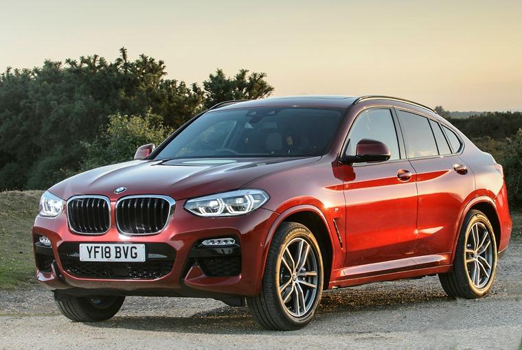 BMW X4 2018 lead
