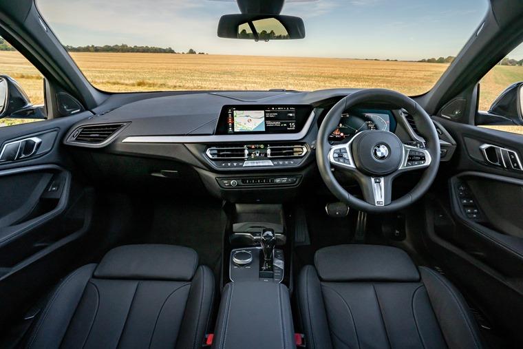 BMW 118i M Sport interior
