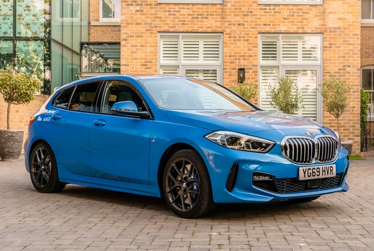 BMW 118i M Sport lease deals available now
