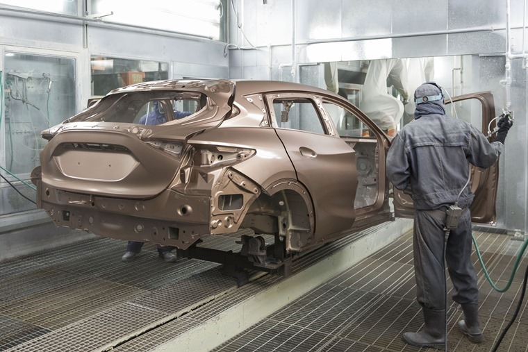 Paint remains one of the key ways you can personalise your new car.