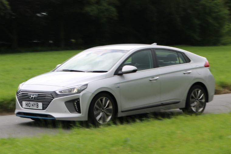 Is this finally a hybrid that's fun to drive? Not quite, but it's certainly our favourite so far...