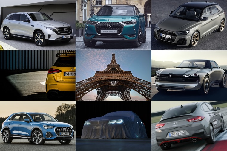 Paris Motor Show 2018_ what's on show_