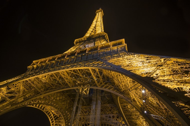 In Paris, it will soon be the car's exhaust pipe that will be committing an offence.