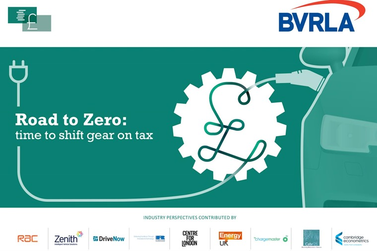 PDF_Report_Road to Zero Time to Shift Gear on Tax Cover Image
