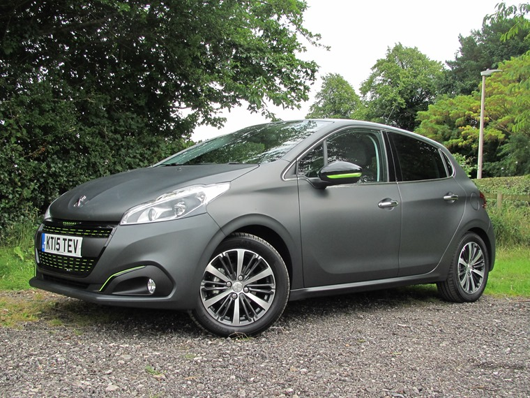 Review: Peugeot 208 facelift 2016