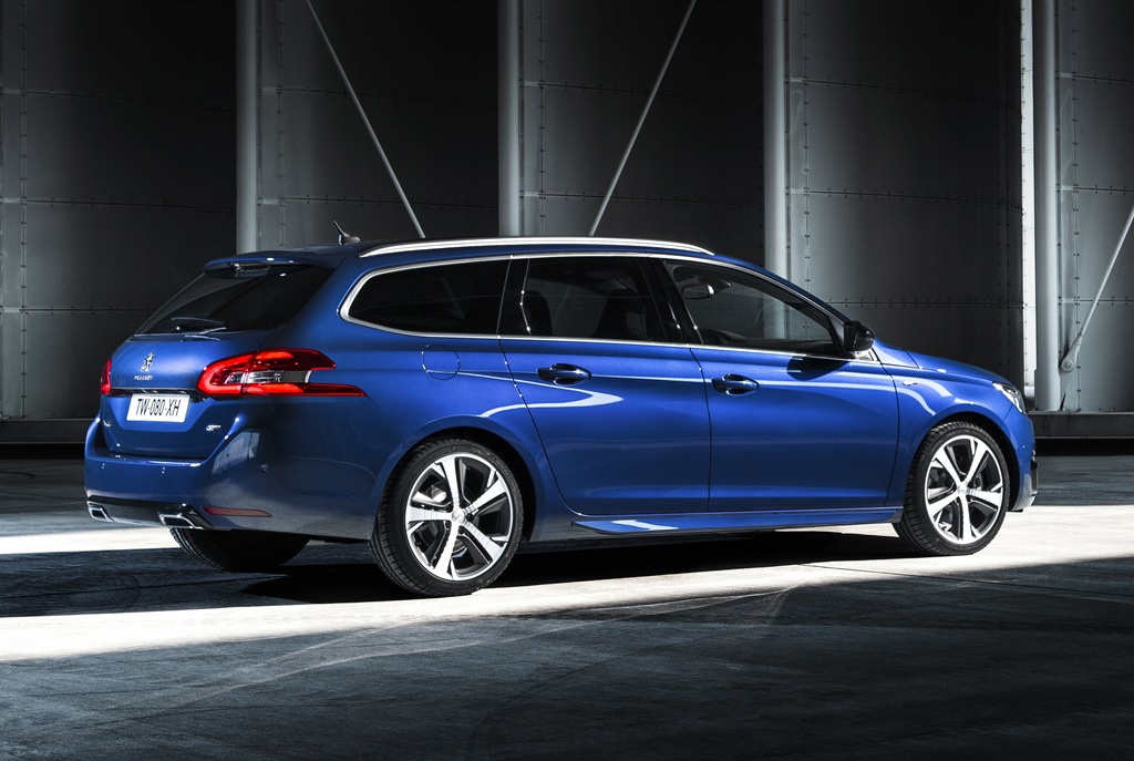 Peugeot\'s \'warm\' 308 GT revealed, coming January 2015