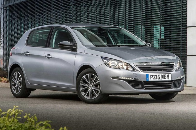 Sean replaced his ailing Peugeot 307 with a brand-new 308