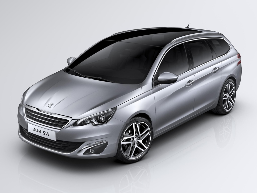 class-leading boot space for second gen peugeot 308 sw | leasing